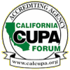 cupa accrediting agency logo